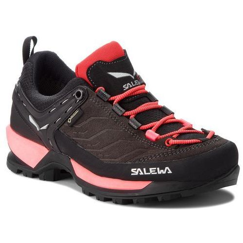 Salewa Trekkingi - mtn trainer gtx gore-tex 63468-0981 black out/rose red