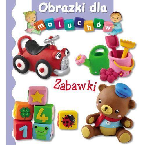 Zabawki. Obrazki dla maluchów, Olesiejuk