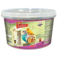 VITAPOL Pokarm pełnowartościowy dla papużki falistej 3l - 3l