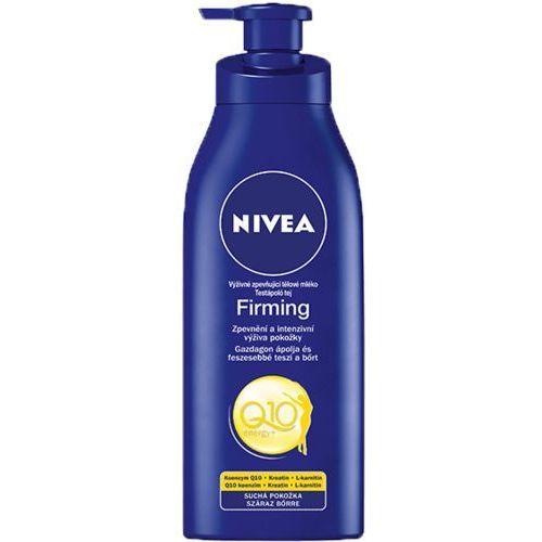 Q10 energy+ firming body lotion mleczko do ciała 400 ml dla kobiet Nivea