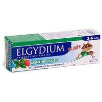 Elgydium kids pasta miętowo-truskawkowa 50ml marki Pierre fabre