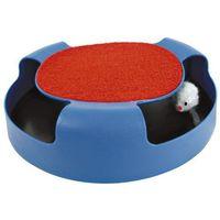 koło z myszką 25cm zabawka interaktywna dla kota marki Trixie