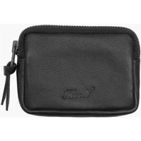 portfel REELL - Pouch Leather Black (BLACK)