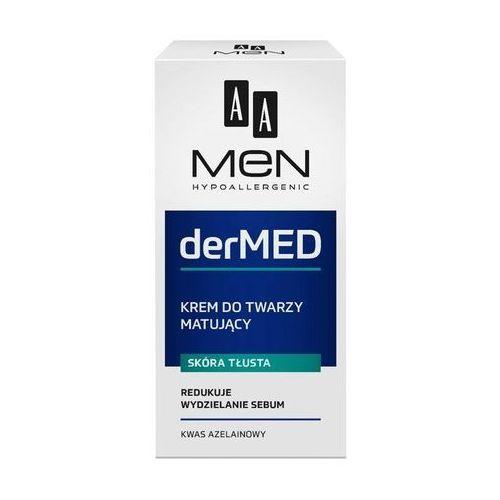 Aa Men dr med face cream matujący krem do twarzy 50ml