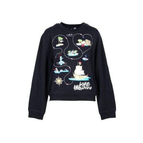 Bluzy Love Moschino Bluza Kobieta, w 4 rozmiarach