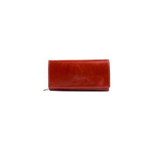 edb051f63a9ba ▷ Portfel skórzany 507.7 356 czerwony (Pierre Cardin) - opinie ...