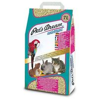 JRS Pets Dream Universal - żwirek dla kotów i gryzoni drewniany 15kg