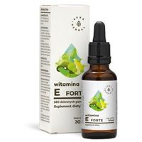 Krople Witamina E Forte w kroplach (30ml) Aura Herbals