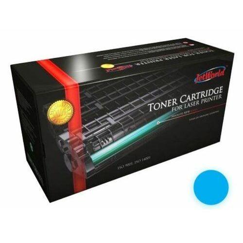 Zamienny Toner Cyan Samsung CLP 610 odnowiony CLP C660A / Cyan / 5000 stron JetWorld