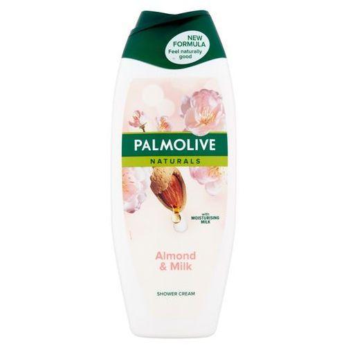 Palmolive Żel pod prysznic Almond & Milk 500ml - Znakomity upust