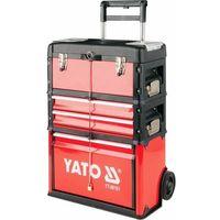 Wózek narzędziowy 3-częściowy  yt-09101 marki Yato