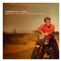 Universal music polska Robbie williams - reality killed the video star (white barcode)