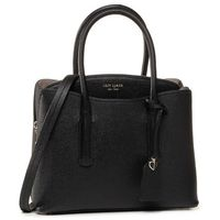 Torebka KATE SPADE - Margaux Medium Satchel PXRUA161 Black 001