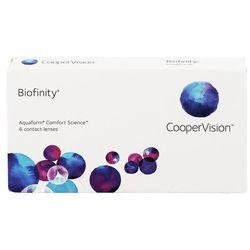 Soczewki kontaktowe  COOPER VISION Szkla.com