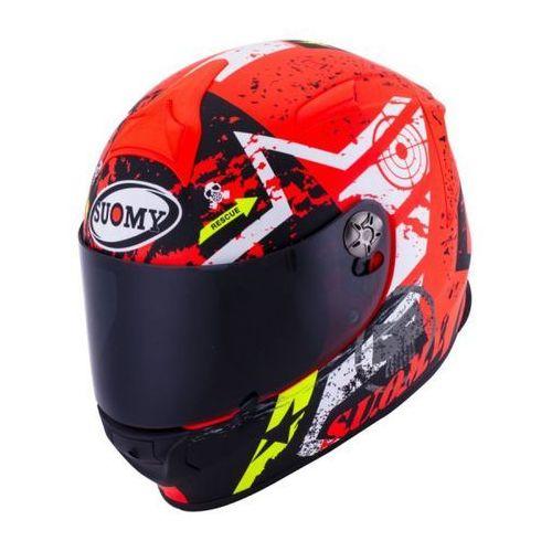 e6223385 ▷ Kask speedstar rap red 2018 (Suomy) - opinie i ceny - Sklep Moto ...