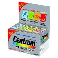 Tabletki CENTRUM A-Z Silver 50+ x 30 tabletek