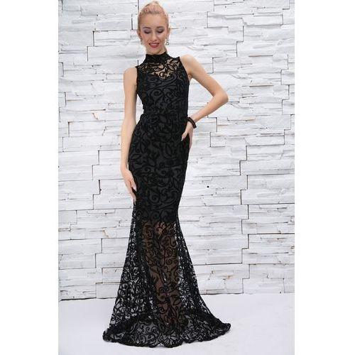 Sukienka BEATRIS, kolor czarny