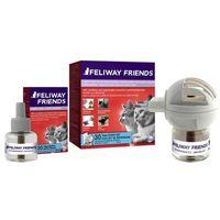 Feliway friends dyfuzor z feromonem c.a.p. - 2 flakoniki 48 ml (bez dyfuzora) (3411112259267)