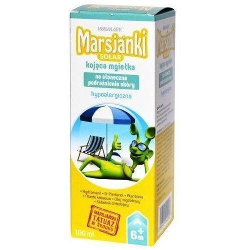 Marsjanki solar kojąca mgiełka na słoneczne podrażnienia skóry 100ml Walmark - Ekstra obniżka
