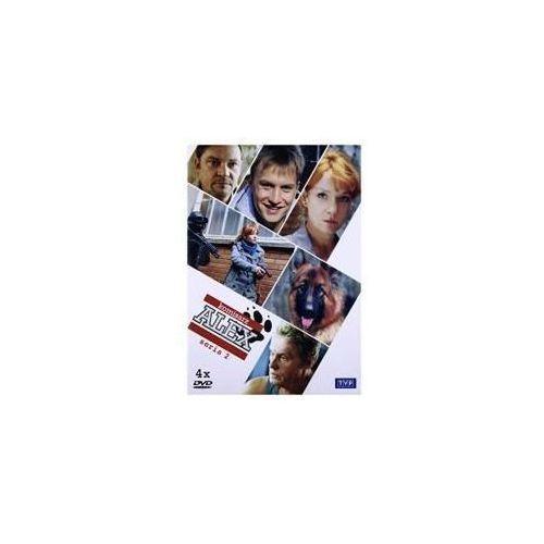 Komisarz Alex. Seria 2 (4 DVD)
