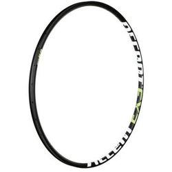 """Accent Obręcz exe 29"""" tubeless 32 otwory, 25 mm, czarno-biało-zielona"""