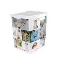 Pojemnik wiadro na karmę dla KOTA Royal Canin 42l 15kg PROMOCJA