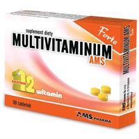 Multivitaminum AMS Forte x 30 tabletek