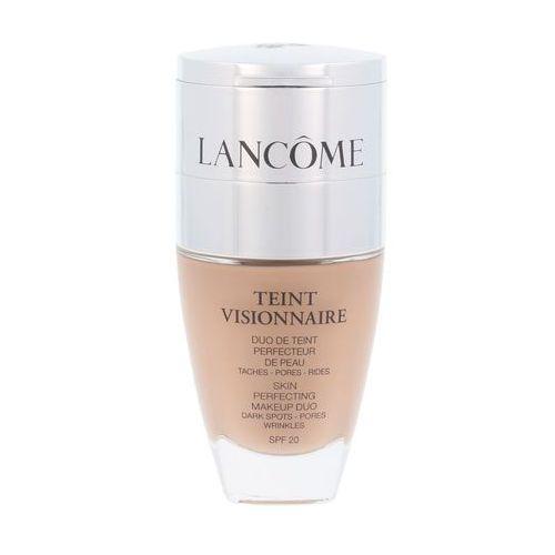 Lancôme Teint Visionnaire podkład i korektor SPF 20 odcień 010 Beige Porcelaine (Skin Perfecting Makeup Duo SPF 20) 30 ml - Promocja