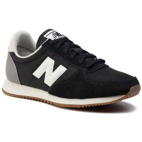 Sneakersy NEW BALANCE - U220HB Czarny, kolor czarny