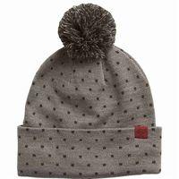czapka zimowa FOX - Snow Bunny Beanie Grey (006)