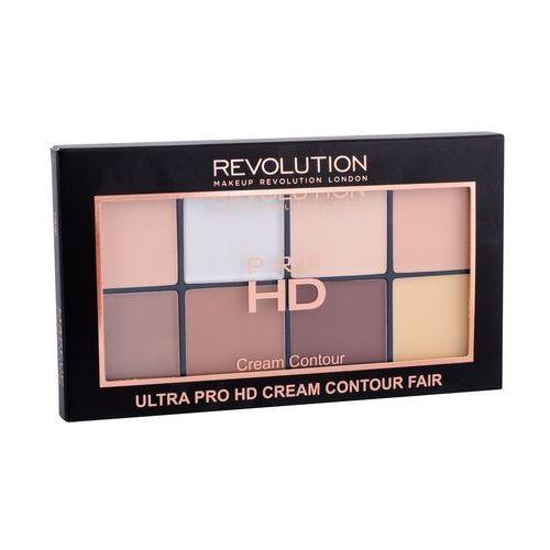 Make up revolution Makeup revolution ultra pro hd cream contour fair zestaw pudrów kremowych 20g - Genialna cena