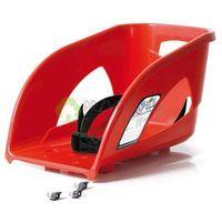 Oparcie SEAT1 siodełko do sanek BULLET czerwone - oferta [15c5db4e432fc7a1]