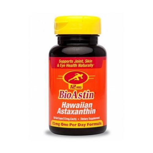 Kapsułki Bioastin Astaksantyna 12mg 50 kaps