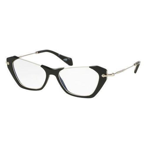 Okulary korekcyjne mu04ov rasoir 1ab1o1 marki Miu miu