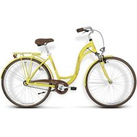 Rower Grand Pawana M żółty połysk - M żółty połysk