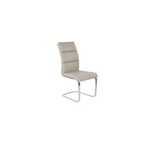 K230 krzesło jasny popiel, kolor szary