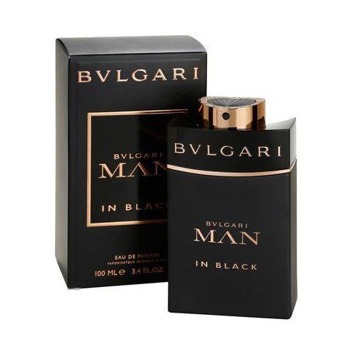 Bvlgari man in black edp 60 ml dla panów