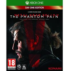 Metal Gear Solid 5 The Phantom Pain (Xbox One)