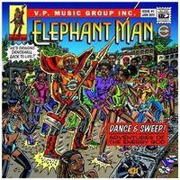 Dance & Sweep! Adventures Of The Energy God - Elephant Man (Płyta CD) (0054645190626)