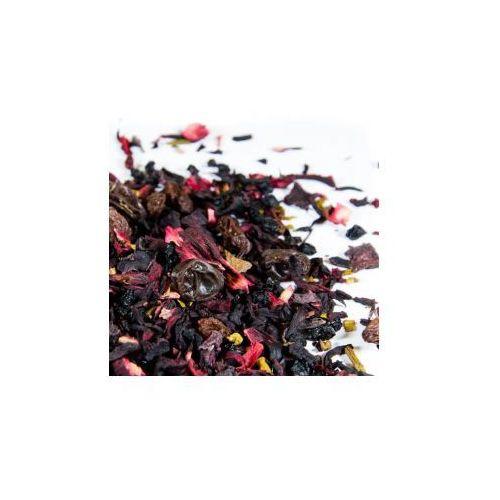 Herbata owocowa wiśnie w rumie Tommy cafe