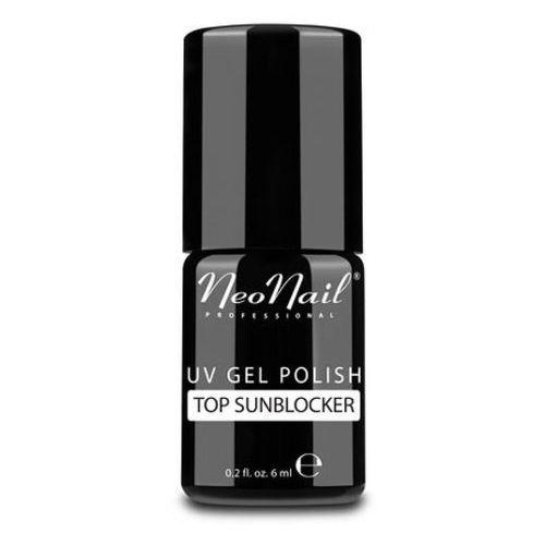 top sunblocker nabłyszczacz do lakieru hybrydowego (6 ml) marki Neonail