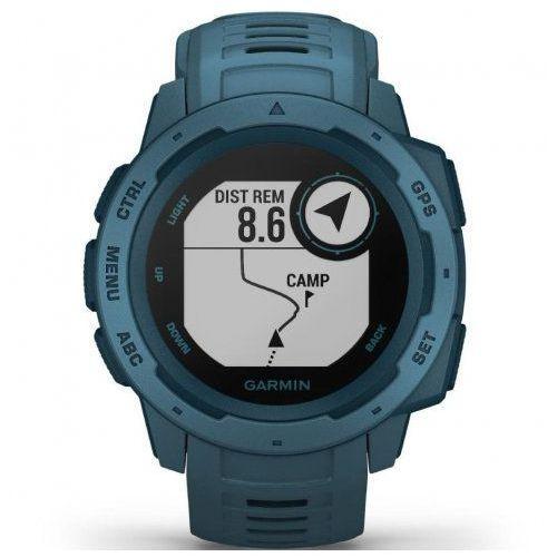 zegarek instinct stalowoszary 010-02064-04 marki Garmin