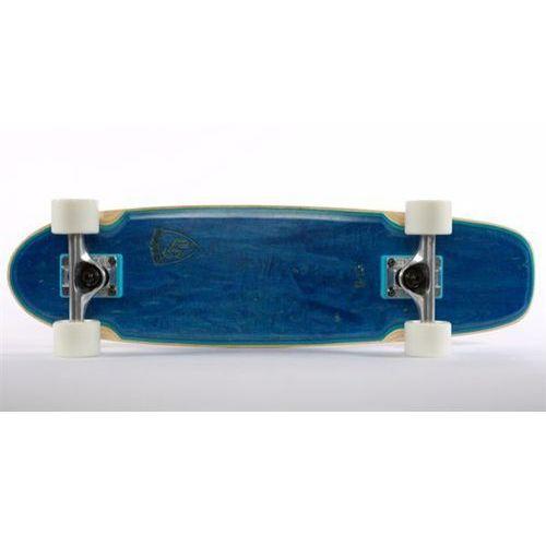 Cruiser - b-15 beveler rocker blue (blue) marki Skate designs