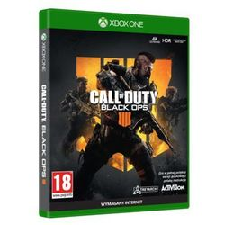 Call of duty: black ops iv marki Activision