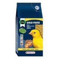Versele-laga gold patee canaries yellow 250 g pokarm jajeczny dla żółtych kanarków - darmowa dostawa od 95 zł! (5411204110085)