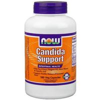 Kapsułki Now Foods Candida Support (Candida Clear) 180 kaps.