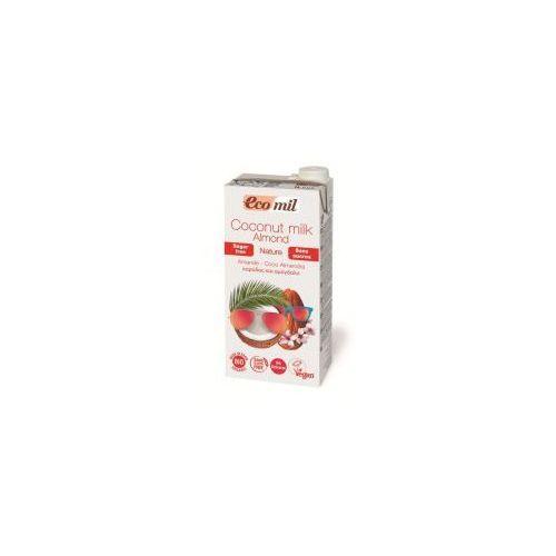 Napój - mleko kokosowe z migdałami BIO 1l Ecomil