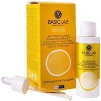 Basiclab serum antyoksydacyjne regenerujące z koenzymem q10 i olejem z ogórecznika 30 ml