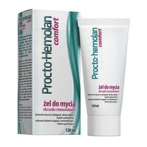 Procto-hemolan comfort żel do mycia dla osób z hemoroidami 120ml - Promocja