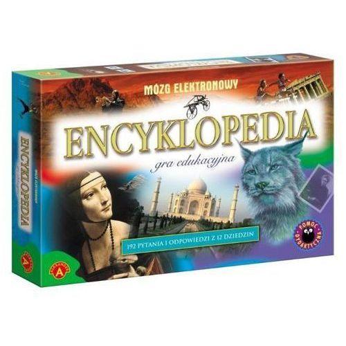 Alexander Gra encyklopedia - mózg elektronowy + prezent do zakupów za min.30 zł.